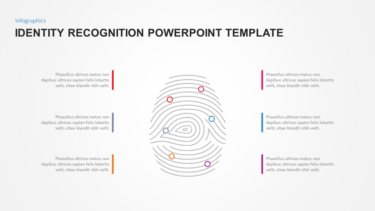 Identity Recognition PowerPoint Template