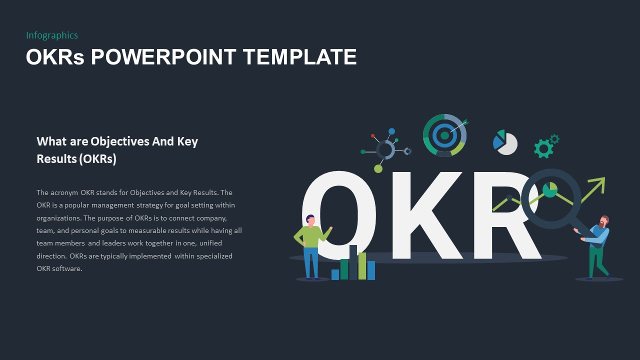 OKR PowerPoint Template
