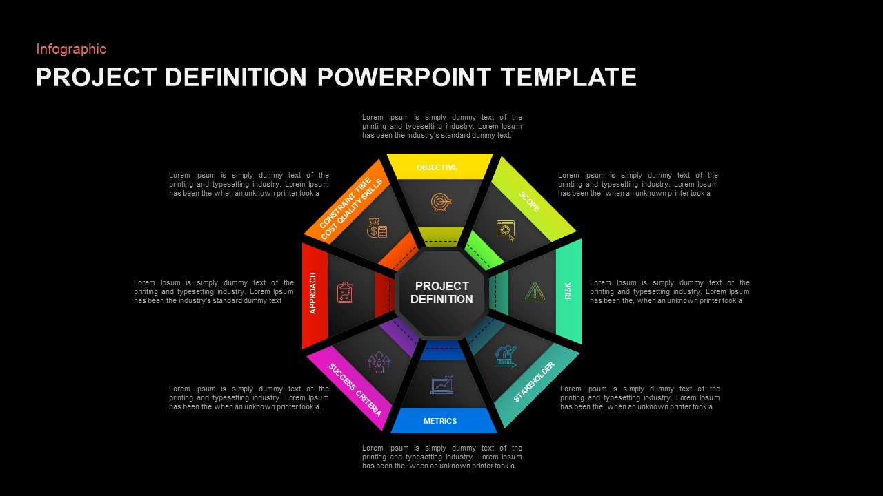 Project Definition Template Ppt