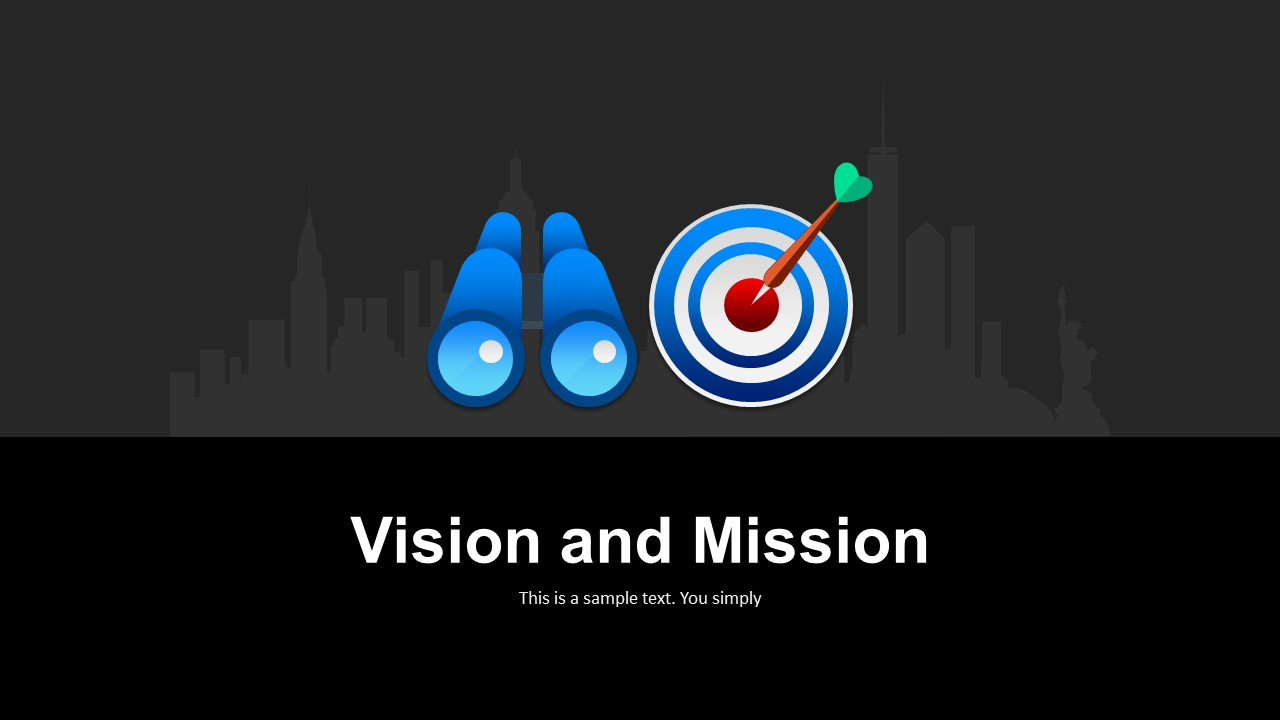mission vision template