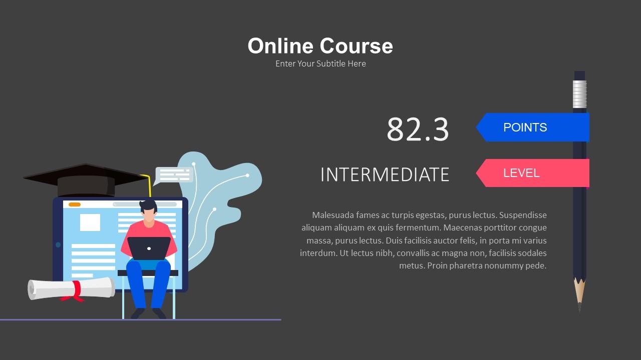 online classes ppt