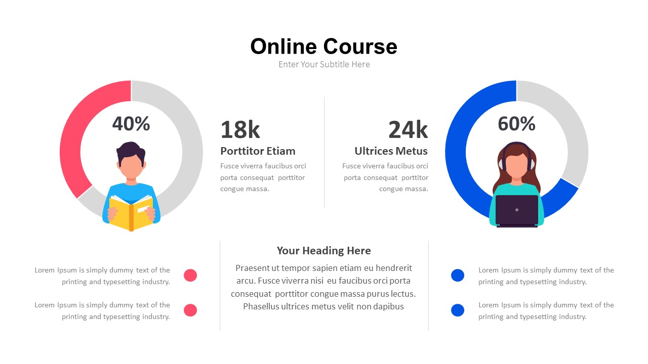 online course powerpoint presentation