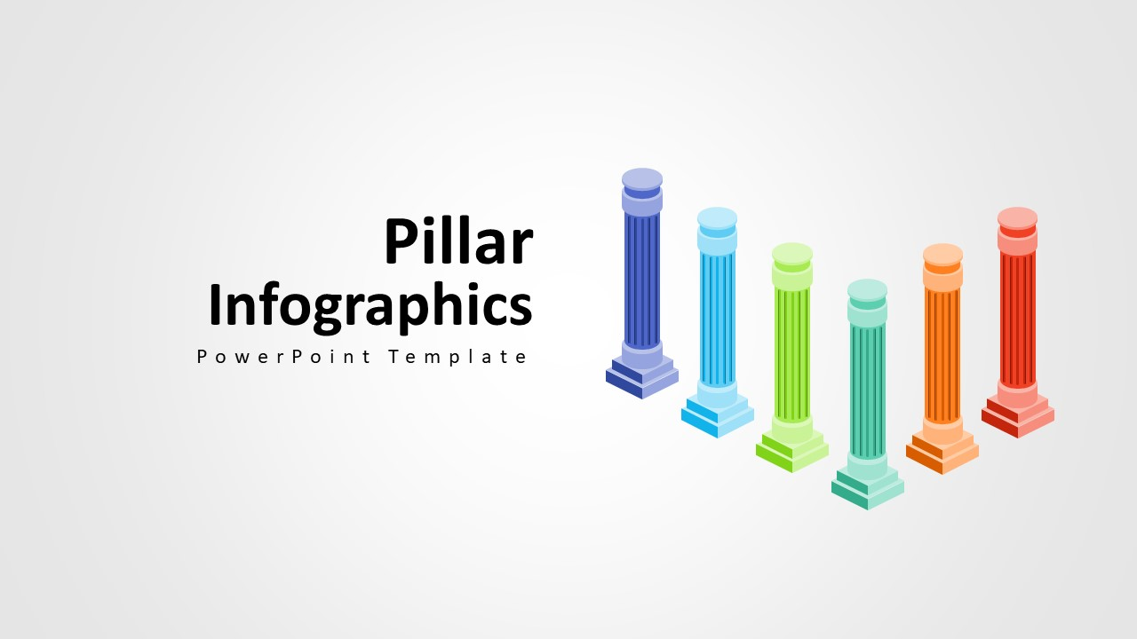 pillar infographic template