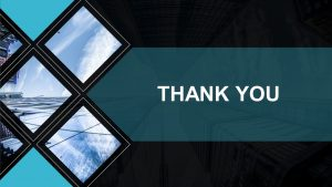 Simple Thank You Slide Designs for PowerPoint