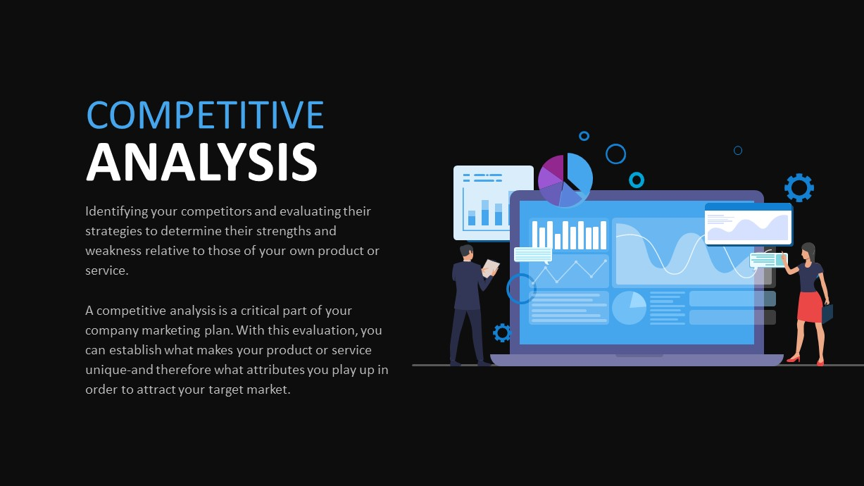 competitor analysis powerpoint templates