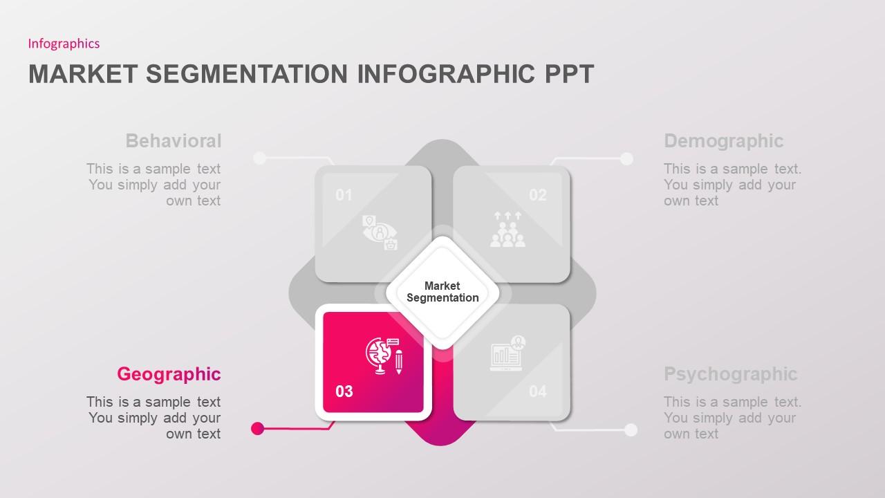 Market Segmentation Infographic