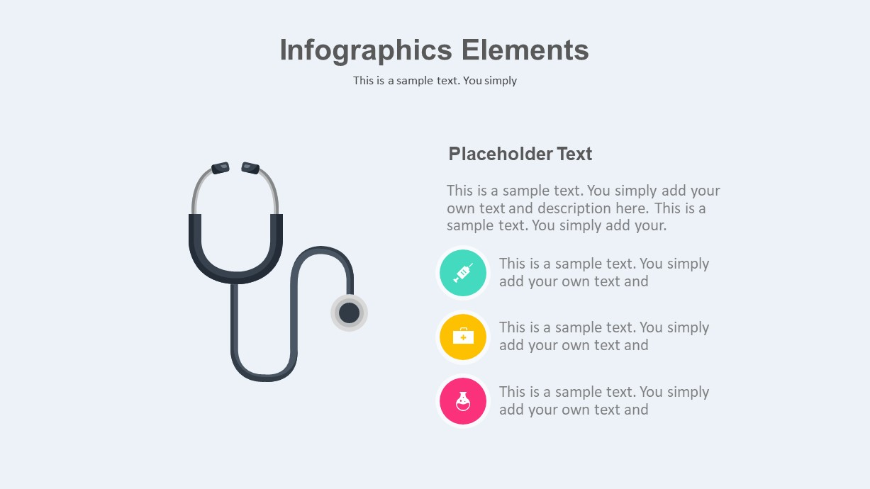 Medical Infographics PowerPoint Templates