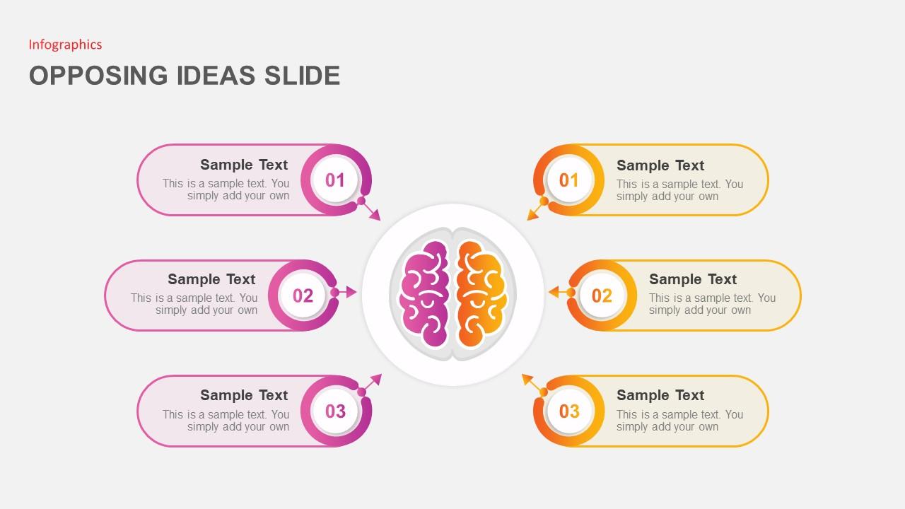 powerpoint-slide-opposing-ideas