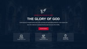 Free Church PowerPoint Template